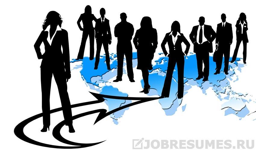 Женщины 50 лет успешно находят работу за границей