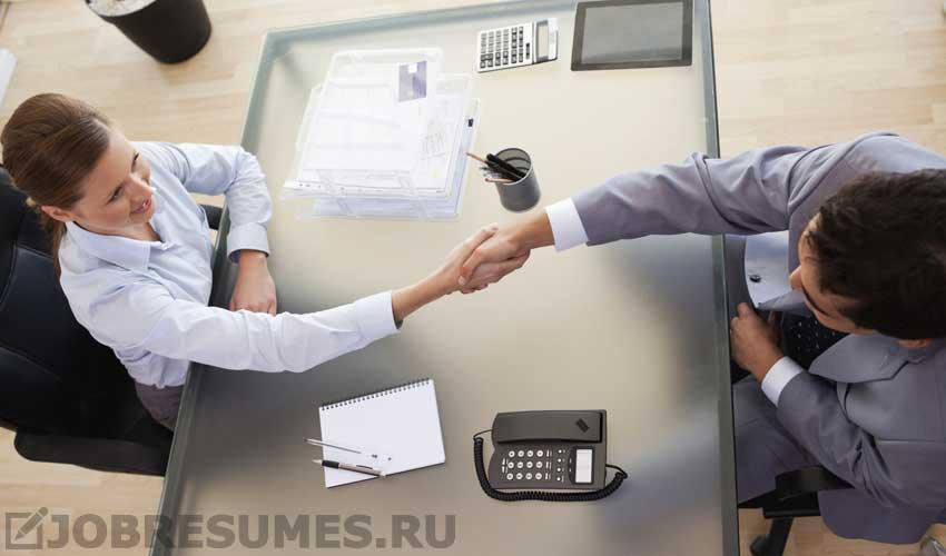 Вопросы на первичном собеседовании при приеме на работу