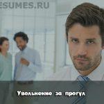 сотрудника фирмы уволили